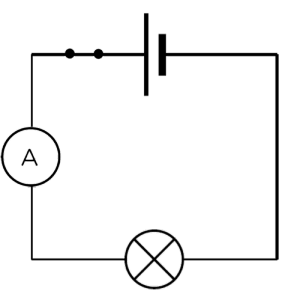 Series Circuit with ammeter
