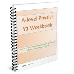 A level physics workbook